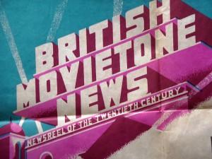 movietone poster