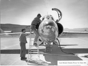 Plane 1960 on Preparation Of A U2 Flight Before Taking Off