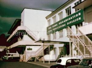 Rank Laboratories Denham 1967 Movietone