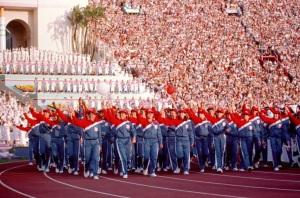 US Olympics Team 1984 - from wikipedia