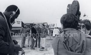 Interviewing Jack Brabham