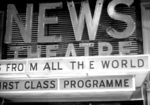 news theatre