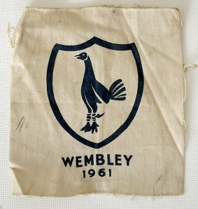 Tottenham Badge 1961