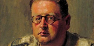 Paul Wyand - Painting by Henry Carr 1944