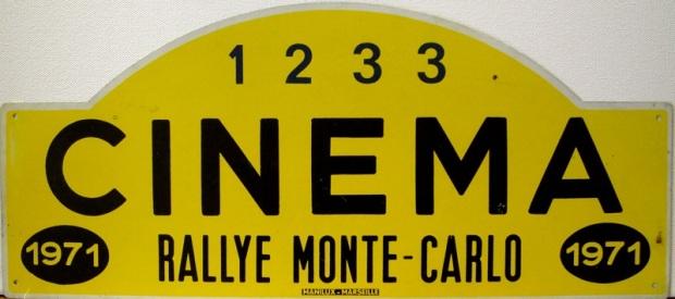 Monte Carlo Rally 1971